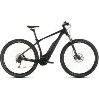 Cube Acid Hybrid ONE 400 29 2020, black´n´green - E-Bike