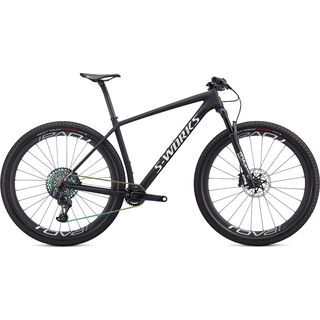 Specialized S-Works Epic HT AXS 2020, black/white silver - Mountainbike