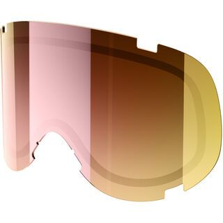 POC Cornea Clarity Spare Lens, spektris rose gold - Wechselscheibe
