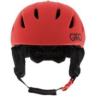 Giro Nine Jr. MIPS, matte bright red - Skihelm