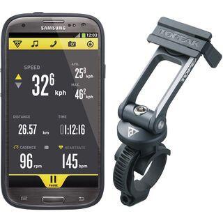 Topeak RideCase Samsung Galaxy S4 mit Halter black