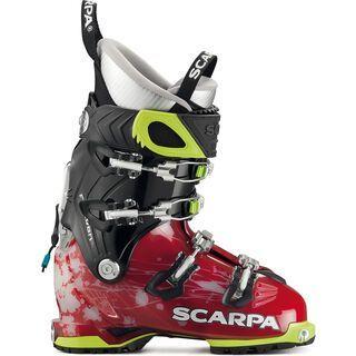 Scarpa Freedom SL Wmn 2018, scarlet/white - Skiboots