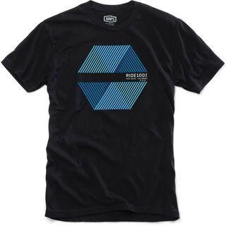 100% Polygon T-Shirt, black