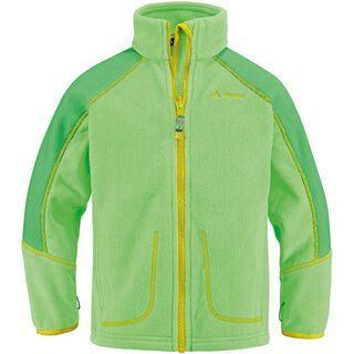 Vaude Kids Kinderhaus Jacket V, soft green - Fleecejacke