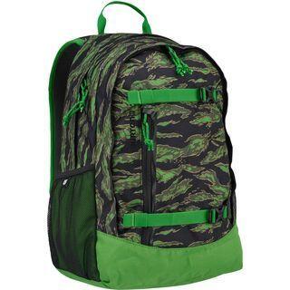 Burton Youth Day Hiker Pack, slime camo print - Rucksack