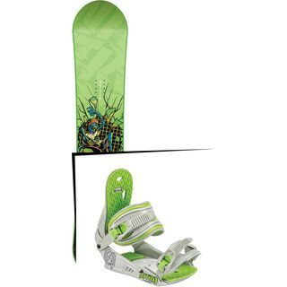 Set: Nitro Ripper Youth 2017 +  Charger (1168200S)