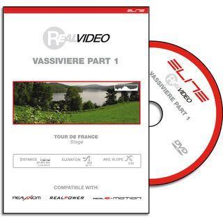 Elite DVD für RealAxiom und RealPower - Vassiviere I TDF - DVD