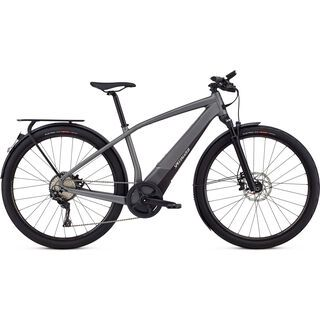 Specialized Men's Turbo Vado 6.0 2019, charcoal/black - E-Bike