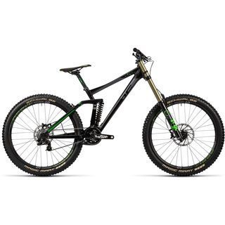 Cube TWO15 HPA Race 27.5 2016, black´n´green - Mountainbike