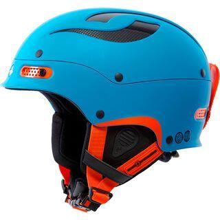 Sweet Protection Trooper, bird blue - Skihelm