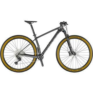 Scott Scale 925 raw carbon/silver 2021
