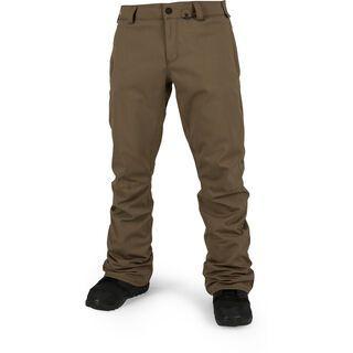 Volcom Klocker Tight Pant, teak - Snowboardhose