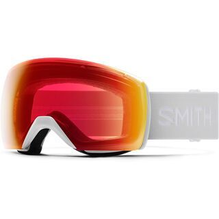 Smith Skyline XL, white vapor/Lens: cp photochromic red mir - Skibrille