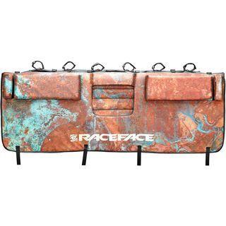 Race Face T2 Tailgate Pad L/XL, patina - Heckklappenschutz