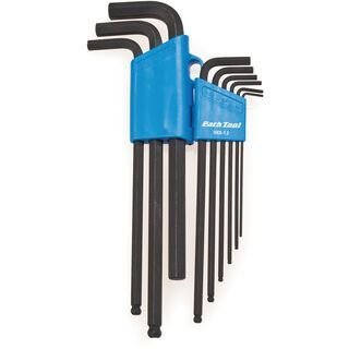 Park Tool HXS-1.2 Professional L-Shaped Hex Wrench Set 1,5-10 mm - Innensechskant-Set