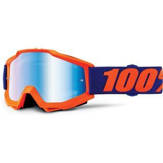 100% Accuri inkl. Wechselscheibe, origami/Lens: mirror blue - MX Brille