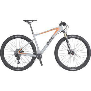 BMC Teamelite 02 X1 2016, grey - Mountainbike