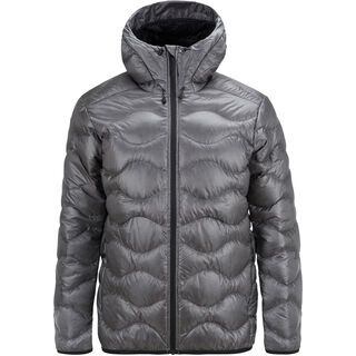 Peak Performance BL Helium Hood Jacket, quiet grey - Daunenjacke