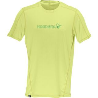 Norrona /29 tech T-Shirt (M), wasabi wash - Funktionsshirt