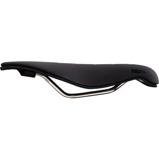 Fabric Tri Race Flat Saddle - 134 mm black