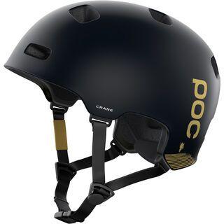 POC Crane MIPS Fabio Wibmer Ed., black matt/gold - Fahrradhelm