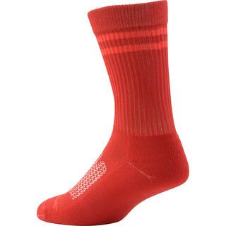 Specialized Mountain Tall Socks, red - Radsocken