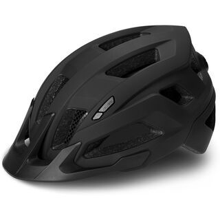 Cube Steep, matt black - Fahrradhelm