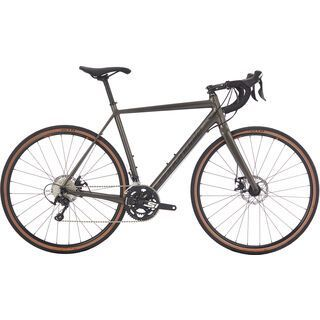 Cannondale CAADX 105 SE 2018, anthracite - Crossrad