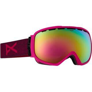 Anon Somerset, pink/pink cobalt - Skibrille