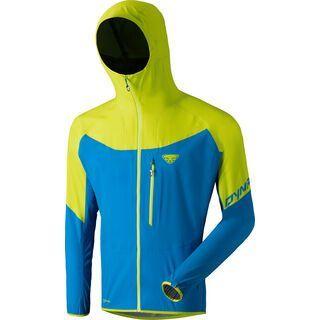 Dynafit TLT 3L Men Jacket, lime punch - Skijacke