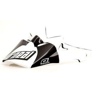 ONeal Spare Visor Backflip Helmet, black/silver - Helmvisier