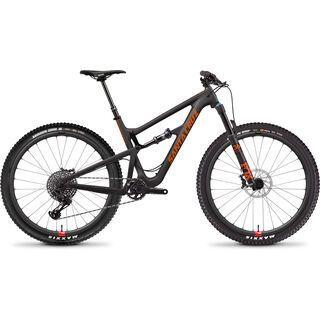 Santa Cruz Hightower C S Reserve 2019, carbon/orange - Mountainbike