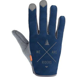 Rocday Element Gloves blue