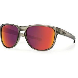 Oakley Sliver Round Polarized, grey ink/Lens: torch iridium - Sonnenbrille
