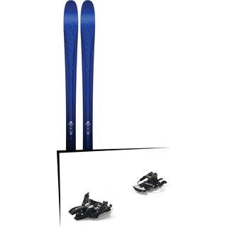 Set: K2 SKI Pinnacle 88 2017 + Marker Alpinist 9 Long Travel (2319306)