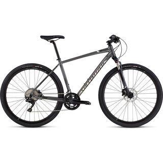 Specialized Crosstrail Expert Disc 2016, black chrome - Fitnessbike