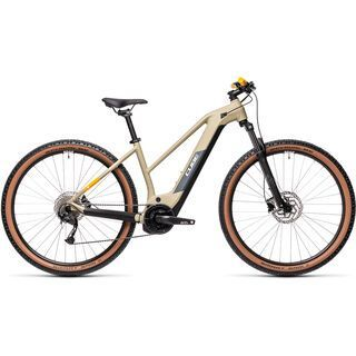 Cube Reaction Hybrid Performance 500 29 Trapeze 2021, desert´n´orange - E-Bike