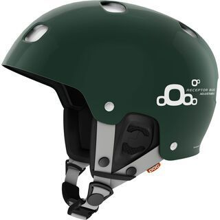POC Receptor Bug Adjustable 2.0, malachite green - Skihelm