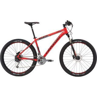 Cannondale Trail 3 27.5 2016, red/grey - Mountainbike