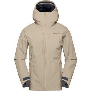 Norrona lofoten Gore-Tex insulated Jacket W's, winter twig - Skijacke