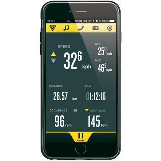 Topeak RideCase iPhone 6+/6s+ mit Halter, black - Schutzhülle