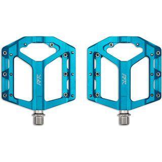 Cube RFR Pedale Flat SL 2.0, blue