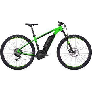 Ghost Hybride Teru B2.9 AL 2018, neon green/black - E-Bike
