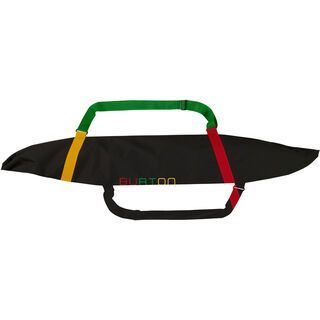 Burton Cinch Sack, rasta - Snowboardtasche