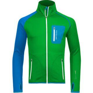 Ortovox Fleece Merino Jacket, absolute green - Fleecejacke