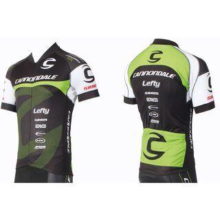 Cannondale Short Sleeve Jersey, Cannondale Factory Racing - Radtrikot
