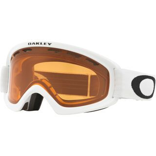 Oakley O Frame 2.0 Pro Youth + WS, matte white/Lens: persimmon - Skibrille