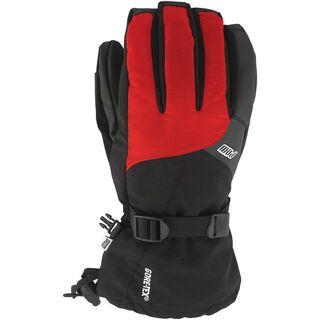 POW Warner GTX Long Glove, Red - Snowboardhandschuhe
