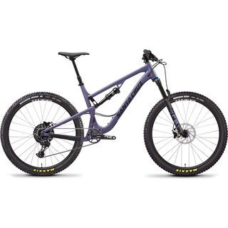 Santa Cruz 5010 AL R 2019, purple/carbon - Mountainbike