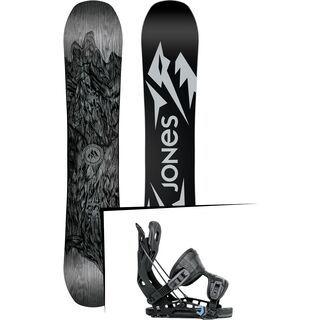 Set: Jones Ultra Mountain Twin 2019 + Flow NX2 (1908430S)